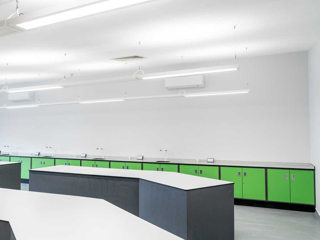 New Learning Pods